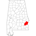 NAIP Aerial Imagery - 2006-2011 - Barbour County - AL - USA