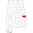 NAIP Aerial Imagery - 2006-2011 - Lee County - AL - USA