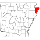 NAIP Aerial Imagery - 2006-2011 - Mississippi County - AR - USA