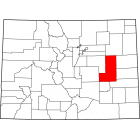 NAIP Aerial Imagery - 2006-2011 - Lincoln County - CO - USA