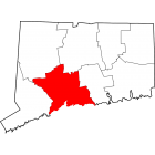 NAIP Aerial Imagery - 2006-2011 - New Haven County - CT - USA