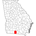 NAIP Aerial Imagery - 2006-2011 - Brooks County - GA - USA