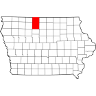 NAIP Aerial Imagery - 2006-2011 - Kossuth County - IA - USA