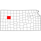 NAIP Aerial Imagery - 2006-2011 - Gove County - KS - USA
