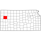 NAIP Aerial Imagery - 2006-2011 - Logan County - KS - USA