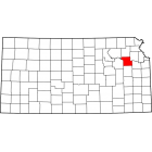 NAIP Aerial Imagery - 2006-2011 - Shawnee County - KS - USA