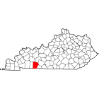 NAIP Aerial Imagery - 2006-2011 - Logan County - KY - USA
