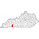 NAIP Aerial Imagery - 2006-2011 - Todd County - KY - USA