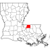 NAIP Aerial Imagery - 2006-2011 - East Feliciana Parish - LA - USA