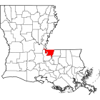 NAIP Aerial Imagery - 2006-2011 - West Feliciana Parish - LA - USA