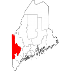 NAIP Aerial Imagery - 2006-2011 - Oxford County - ME - USA