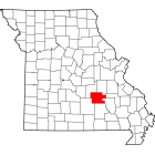 NAIP Aerial Imagery - 2006-2011 - Dent County - MO - USA