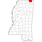 NAIP Aerial Imagery - 2006-2011 - Alcorn County - MS - USA
