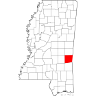 NAIP Aerial Imagery - 2006-2011 - Clarke County - MS - USA