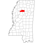 NAIP Aerial Imagery - 2006-2011 - Grenada County - MS - USA