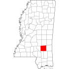 NAIP Aerial Imagery - 2006-2011 - Jones County - MS - USA