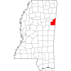 NAIP Aerial Imagery - 2006-2011 - Lowndes County - MS - USA