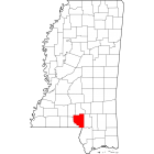 NAIP Aerial Imagery - 2006-2011 - Marion County - MS - USA