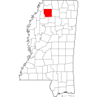 NAIP Aerial Imagery - 2006-2011 - Panola County - MS - USA