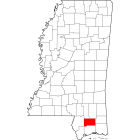 NAIP Aerial Imagery - 2006-2011 - Stone County - MS - USA