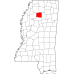 NAIP Aerial Imagery - 2006-2011 - Yalobusha County - MS - USA