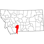 NAIP Aerial Imagery - 2006-2011 - Gallatin County - MT - USA
