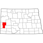 NAIP Aerial Imagery - 2006-2011 - Billings County - ND - USA