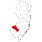 NAIP Aerial Imagery - 2006-2011 - Gloucester County - NJ - USA