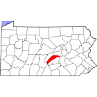 NAIP Aerial Imagery - 2006-2011 - Juniata County - PA - USA
