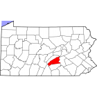 NAIP Aerial Imagery - 2006-2011 - Perry County - PA - USA