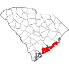NAIP Aerial Imagery - 2006-2011 - Charleston County - SC - USA