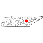 NAIP Aerial Imagery - 2006-2011 - Cumberland County - TN - USA