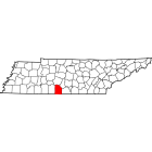 NAIP Aerial Imagery - 2006-2011 - Giles County - TN - USA
