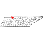 NAIP Aerial Imagery - 2006-2011 - Stewart County - TN - USA
