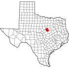 NAIP Aerial Imagery - 2006-2011 - Bosque County - TX - USA