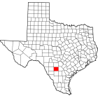 NAIP Aerial Imagery - 2006-2011 - Frio County - TX - USA