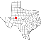NAIP Aerial Imagery - 2006-2011 - Glasscock County - TX - USA