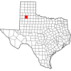 NAIP Aerial Imagery - 2006-2011 - Hale County - TX - USA