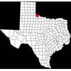 USGS TOPO 24K Maps  - Hardeman County - TX - USA
