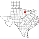 NAIP Aerial Imagery - 2006-2011 - Jack County - TX - USA