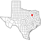 NAIP Aerial Imagery - 2006-2011 - Kaufman County - TX - USA
