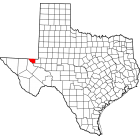 NAIP Aerial Imagery - 2006-2011 - Loving County - TX - USA