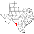 NAIP Aerial Imagery - 2006-2011 - Maverick County - TX - USA