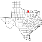 NAIP Aerial Imagery - 2006-2011 - Montague County - TX - USA