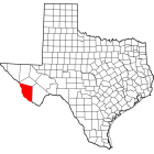NAIP Aerial Imagery - 2006-2011 - Presidio County - TX - USA