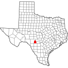 NAIP Aerial Imagery - 2006-2011 - Real County - TX - USA