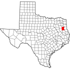 NAIP Aerial Imagery - 2006-2011 - Rusk County - TX - USA