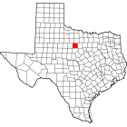 NAIP Aerial Imagery - 2006-2011 - Stephens County - TX - USA