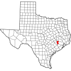 NAIP Aerial Imagery - 2006-2011 - Waller County - TX - USA