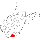 NAIP Aerial Imagery - 2006-2011 - Mercer County - WV - USA